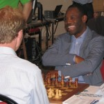 Swedish Championships 2011 against GM Emanuel Berg